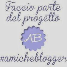 #amicheblogger
