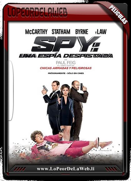 Spy Una Espía Despistada 720p Latino (2015)