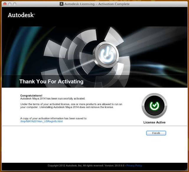 Autodesk AutoCAD 2014 Serial Number