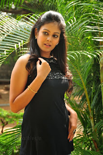 Chandini at kaalicharan premier show 012.jpg