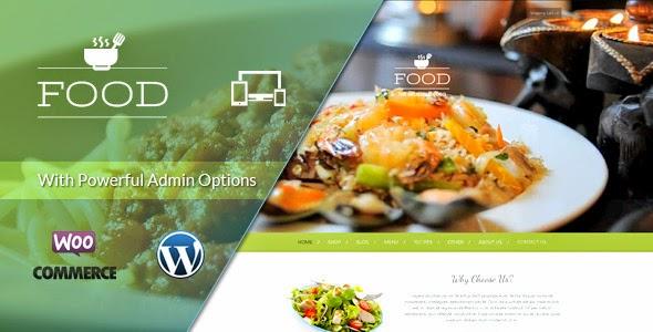 responsive restaurant Template