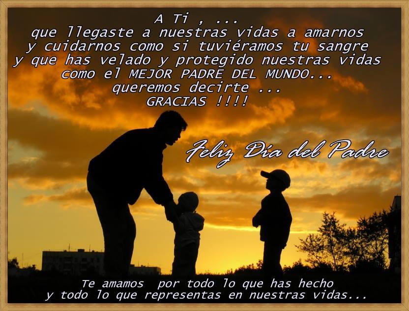 Poema De Un Padrastro A Su Hijo | apexwallpapers.com