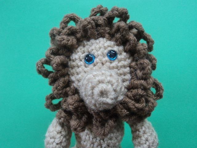 Amigurumi Bigfoot Lion : Little Bigfoot Lion Free Crochet Pattern ~ Amigurumi To Go