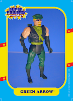 Super Powers Collection Green Arrow Action Figure by Kenner Superman Super Powers Collection Figure Clark Kent Kenner Mattycollector DC Universe Classics Unlimited Man of Steel Toys Movie Masters polymerphelia GeekSummit