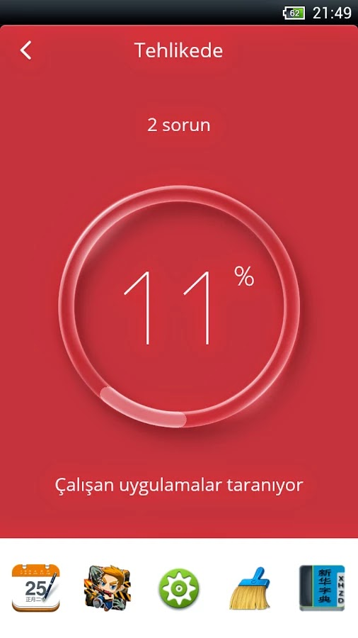 Android CM Security - FREE Antivirus Apk resimi 1