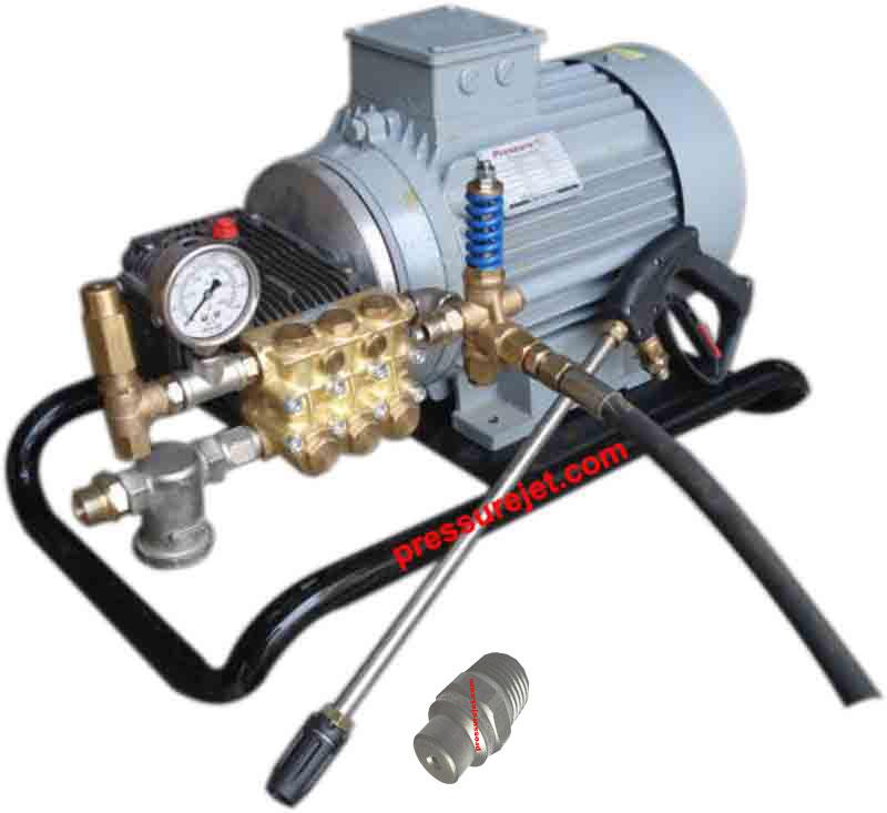 Pressure Washing Equipment : Car washer may