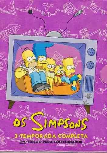 Os Simpsons 3ª temporada ep 08