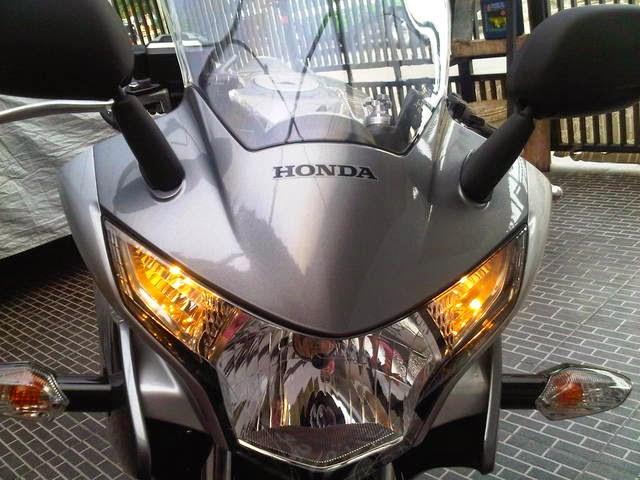 Honda CBR 250 Terbaru
