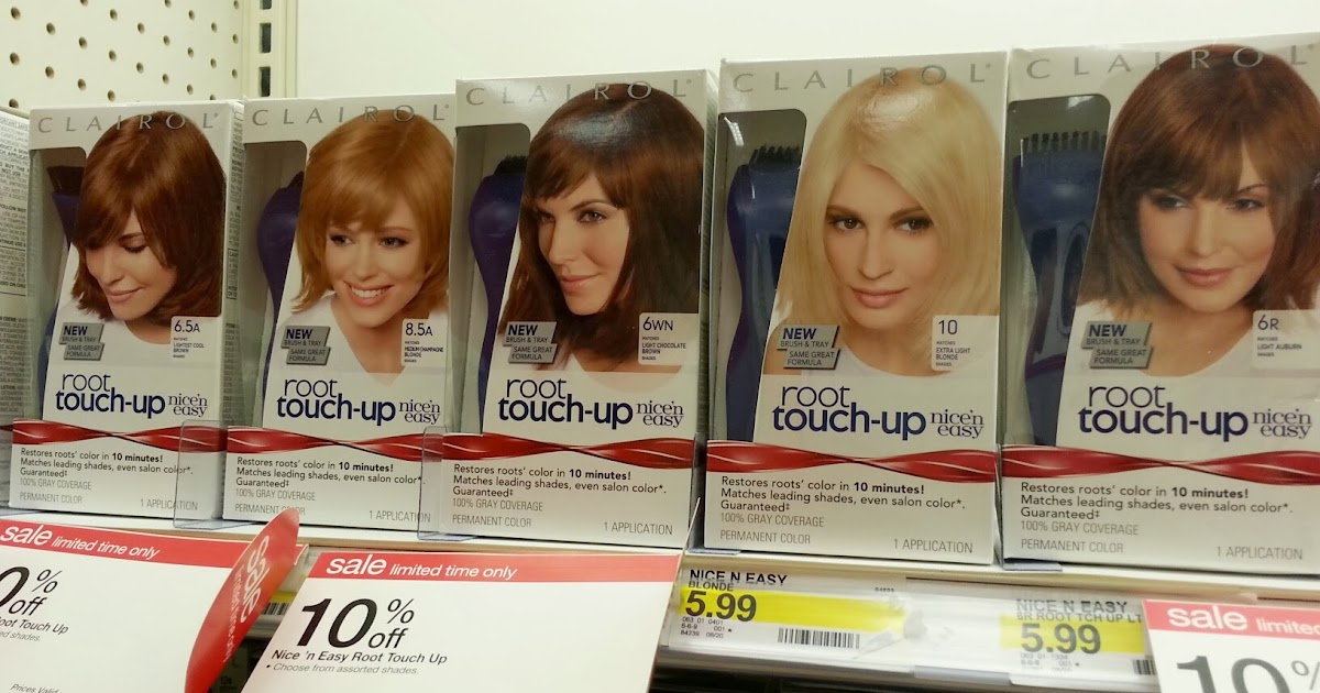 Alas 3 Lads Take Care Of Your Roots With Root Touch Up By Nice N