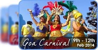 goa carnival 2014 dates