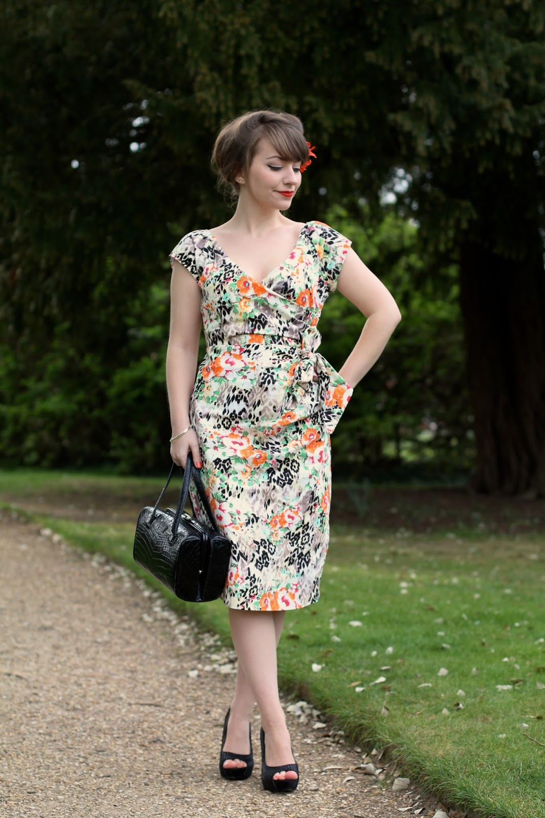 Whispering Ivy Peggy Sue dress review