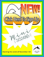 Click HERE to Register for NEW MINI-SESSIONS!!!