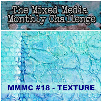 Mixed Media Monthly Challenge Image