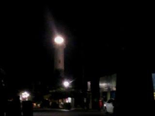 Faro Progreso Noche Mexico