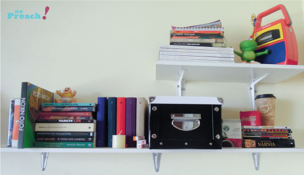 decoração - caixa organizadora para casa
