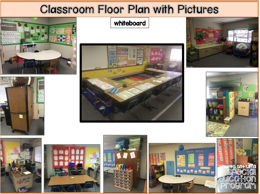 Classroom Design For Living And Learning With Autism : Quot how to set up a special education program floor plans