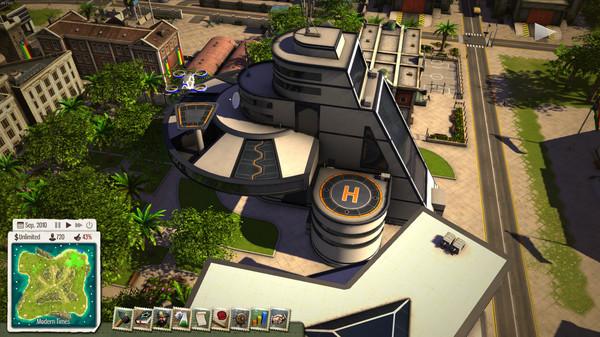 Tropico 5 Espionage [Game President Simulation]