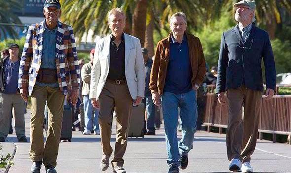 Last Vegas movie review