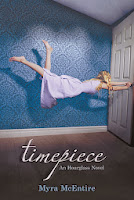 Click to see Timepiece on Goodreads