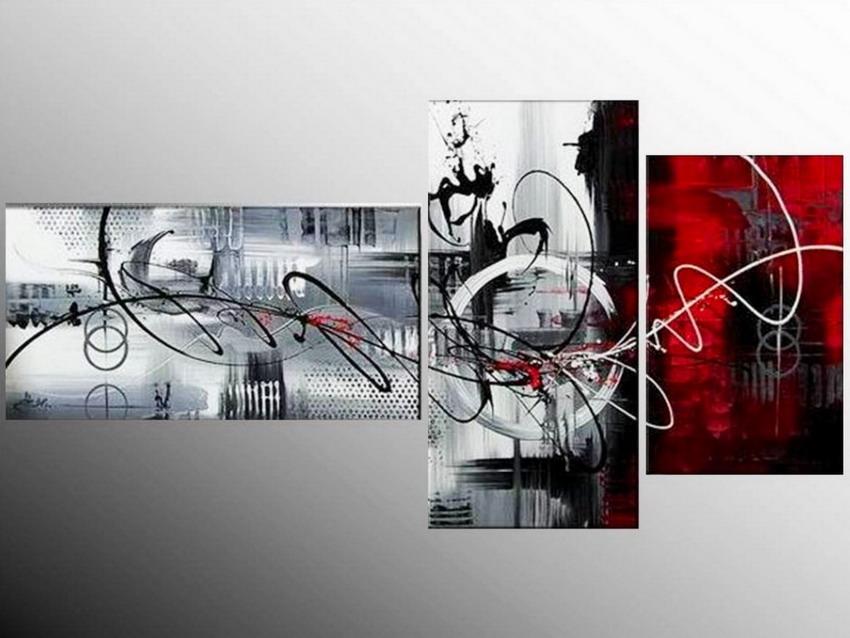 Im genes arte pinturas pinturas abstractas de cuadros for Fotos de cuadros abstractos sencillos