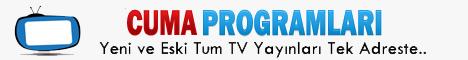 Cuma Programları, Canlı TV Programı izle