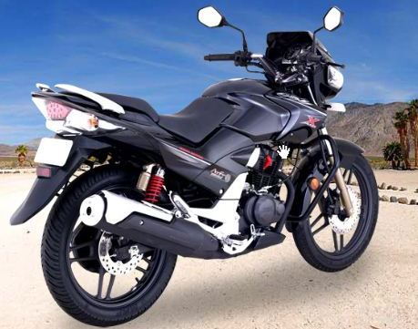 WORLD ON THE MOVE   Auto  New Hero Honda CBZ X TREME 150  2011