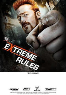 WWE Extreme Rules 2013 Match Details