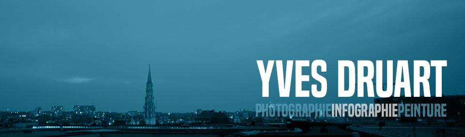 Yves Druart - Photographe, illustrateur, dessinateur, graphiste et gestionnaire de projets