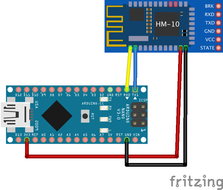 Start guide Apploader upload Arduino sketches over BLE
