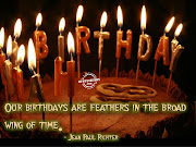 Birthday Quotes (birthday quotes graphics )