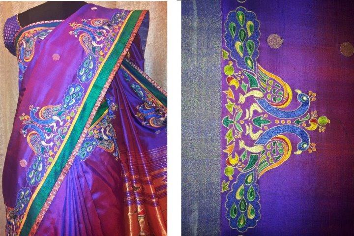 Designer Blouses Designer Saree
