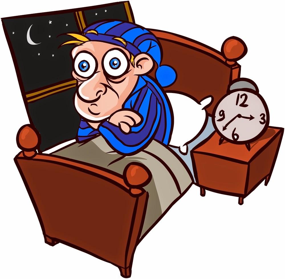 cara mengatai insomnia alami