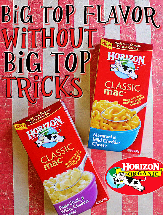#HorizonMacAndCheese #Organic White Cheddar Shells with no preservatives or artificial colors! #GotItFree
