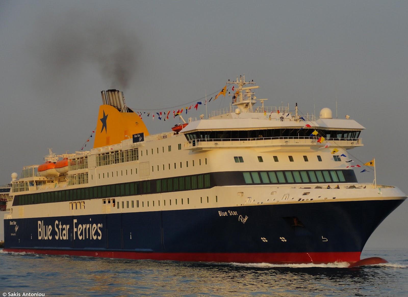Απίστευτη καταγγελία: Επιβάτης του Blue Star 1 αυνανίστηκε μπροστά σε νεαρή κοπέλα εν πλω…και το πλήρωμα αδιαφόρησε