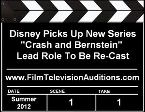 Disney Channel Casting Auditions for Crash and Bernstein