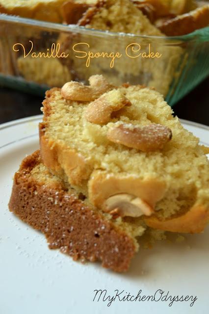 vanilla sponge cake2