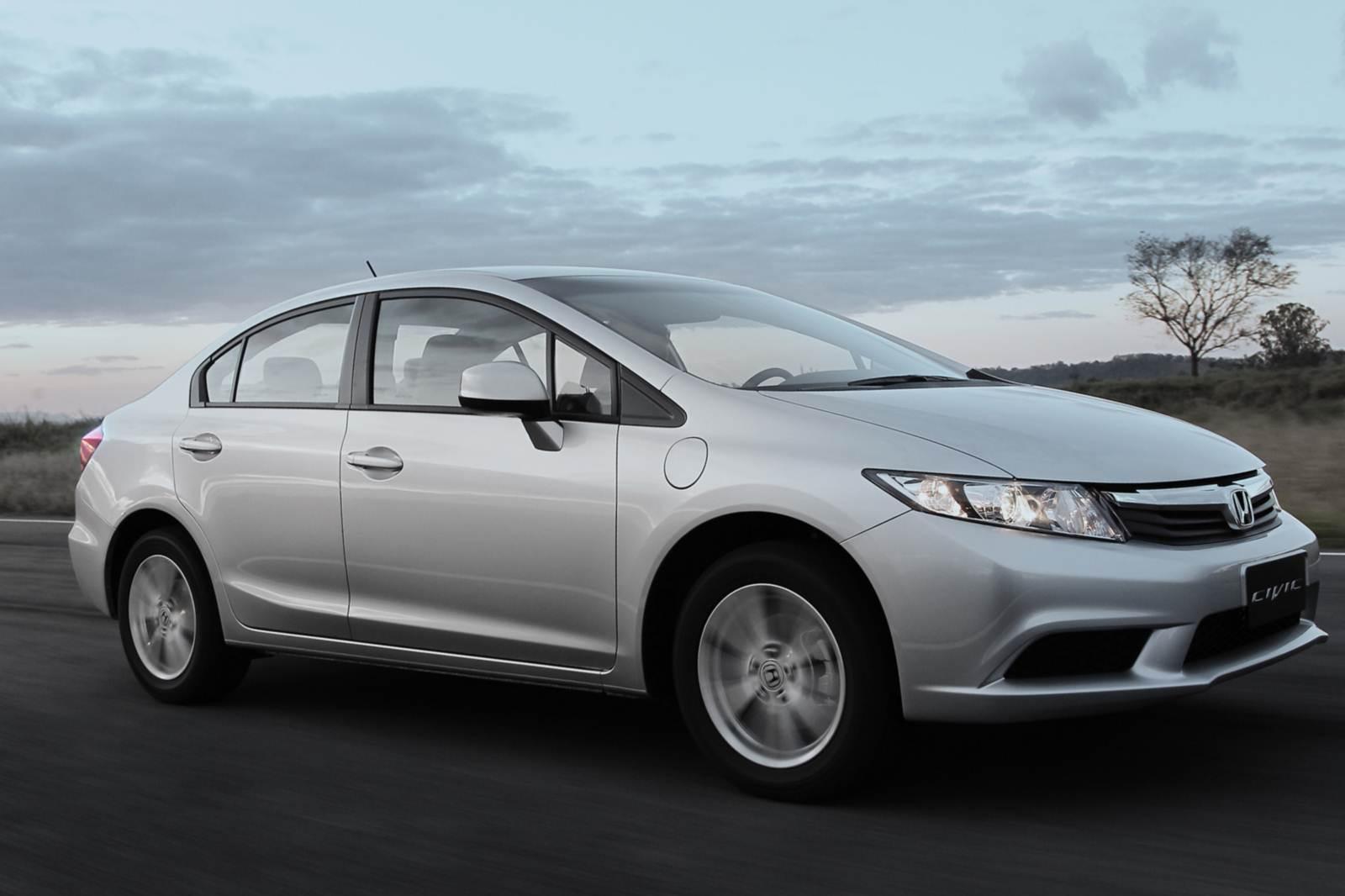 Novo Honda Civic 2014