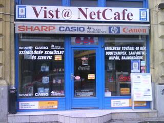 Bath Internet Cafe Printer
