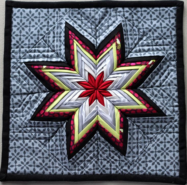 Made By Cola: Fancy Folded Star : folded star quilt block - Adamdwight.com