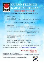 Curso Maestro Shirai 2019