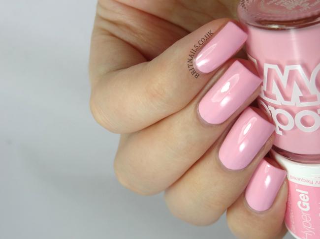 Models Own hypergel pink veneer