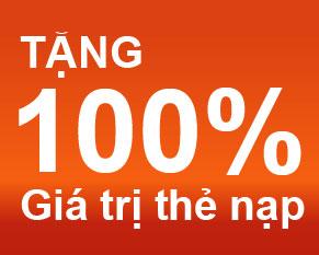Vietnamobile khuyến mãi 50% và 100% thẻ nạp ngày 3,4/10