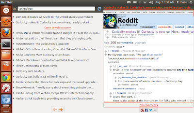 reddit for ubuntu