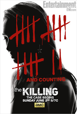 Póster 3ª temporada The Killing