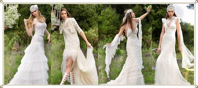 Wedding Dresses For Hippie Women Hippie Wedding Dress for