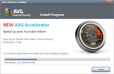 screenshot AVG Internet Security 2012 12.0 Build 2171a4967 Terbaru