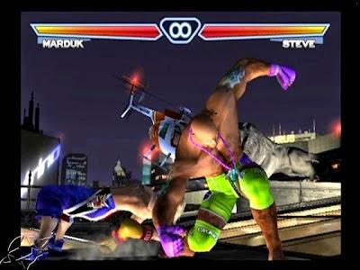 Tekken 4 game free download for pc