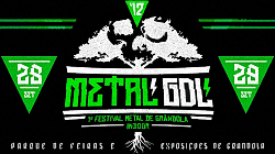 1º FESTIVAL METAL GDL Indoor