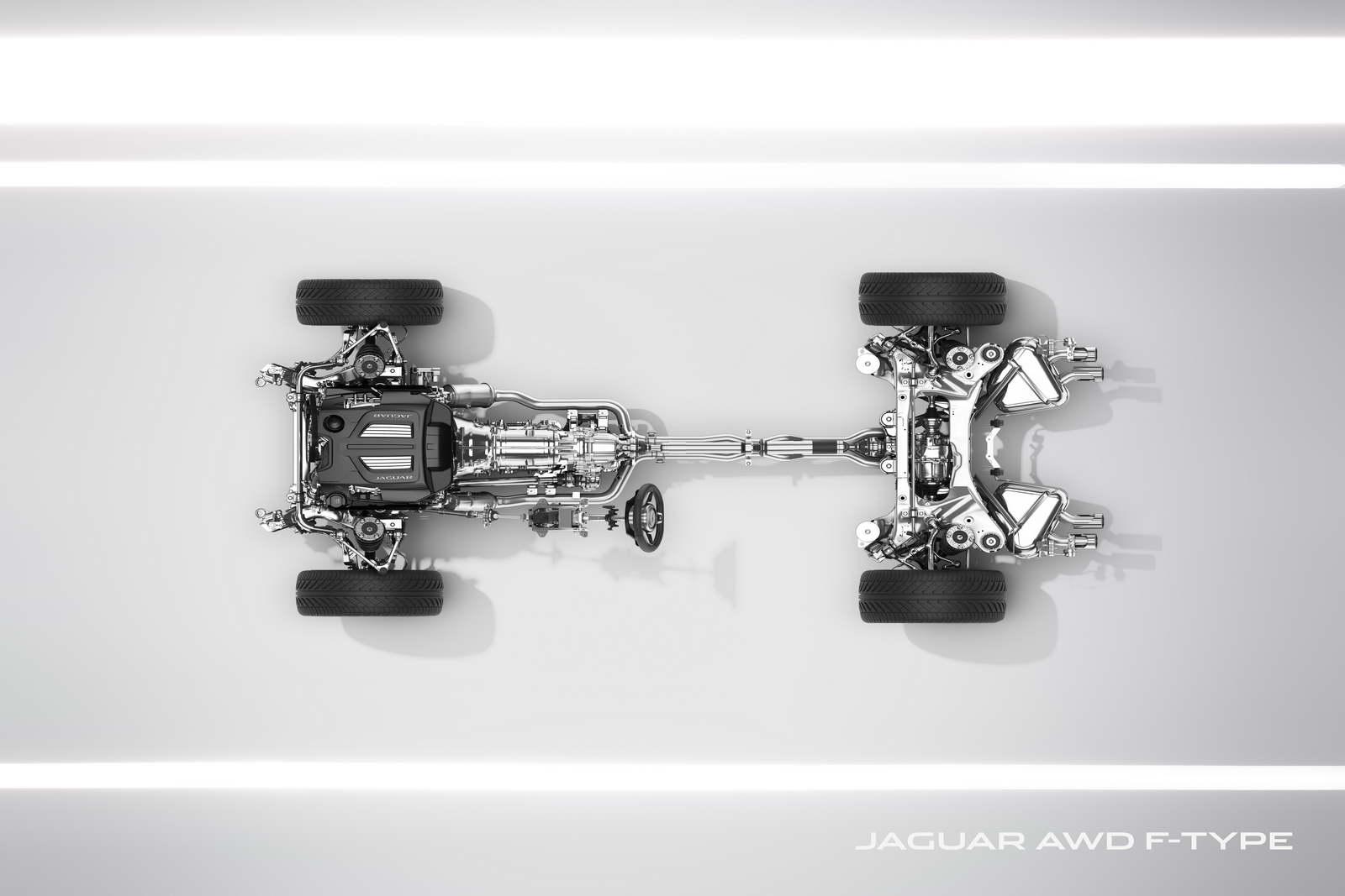 jaguar f type manual gearbox