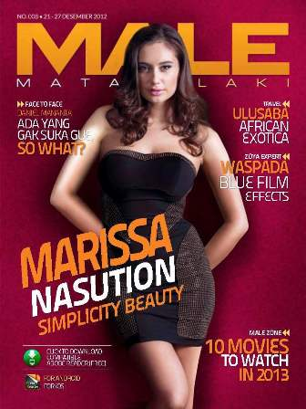 Download MALE Edisi 008 - Marissa Nasution
